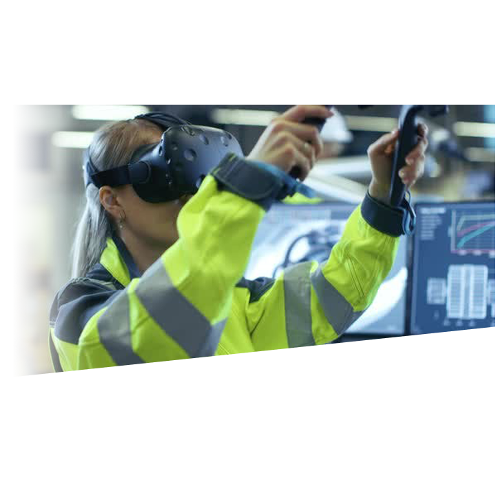 "Virtual Reality <span class=""f_700"">Training</span> made easy"